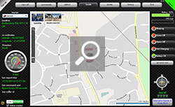 Vehicle Tracking Dashboard